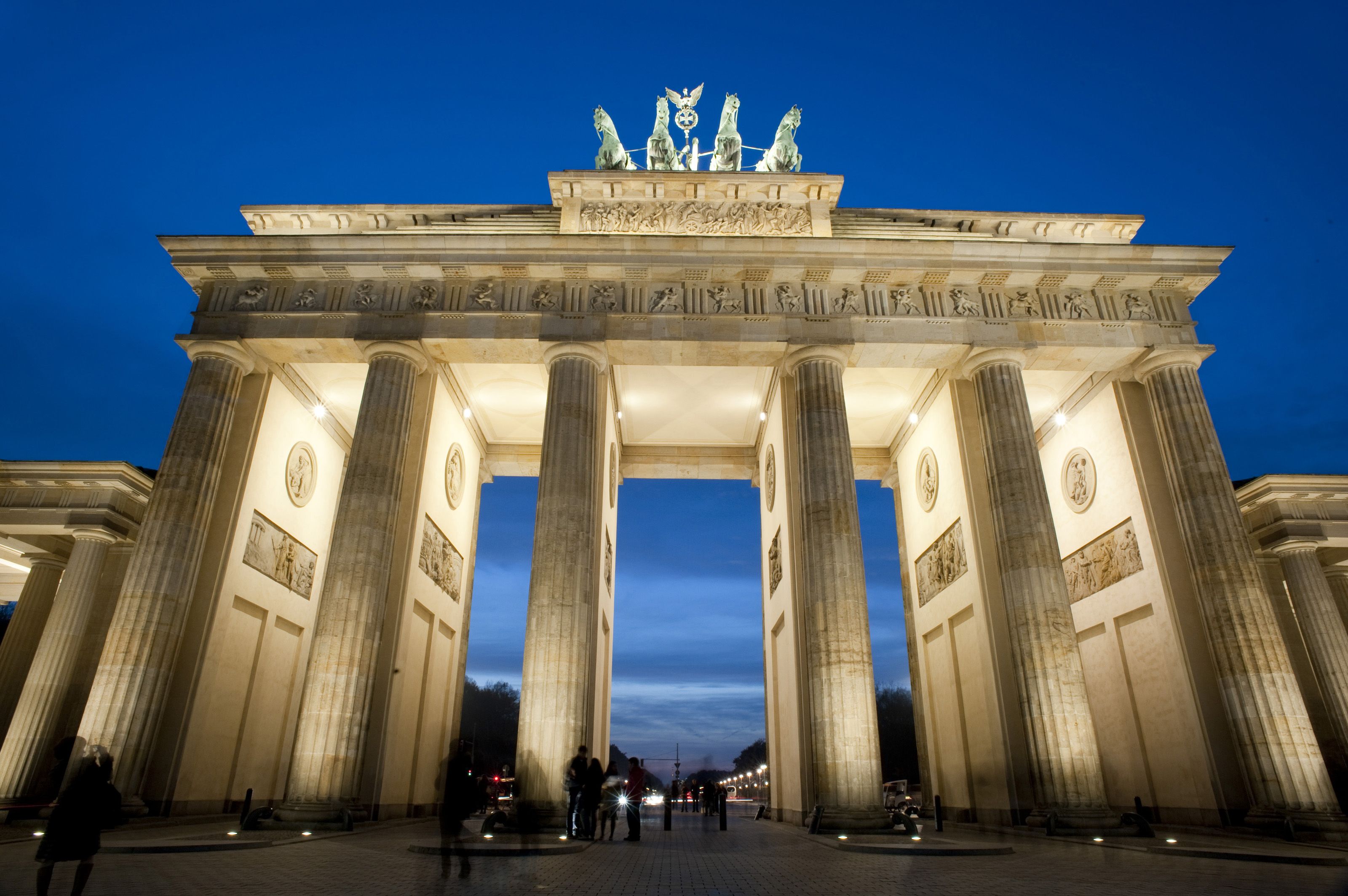 Brandenburg Gate Berlin Pictures