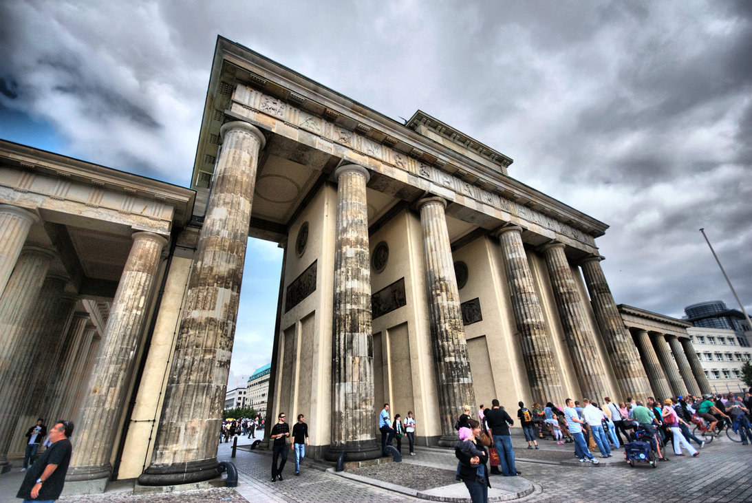 Brandenburg Gate Photo