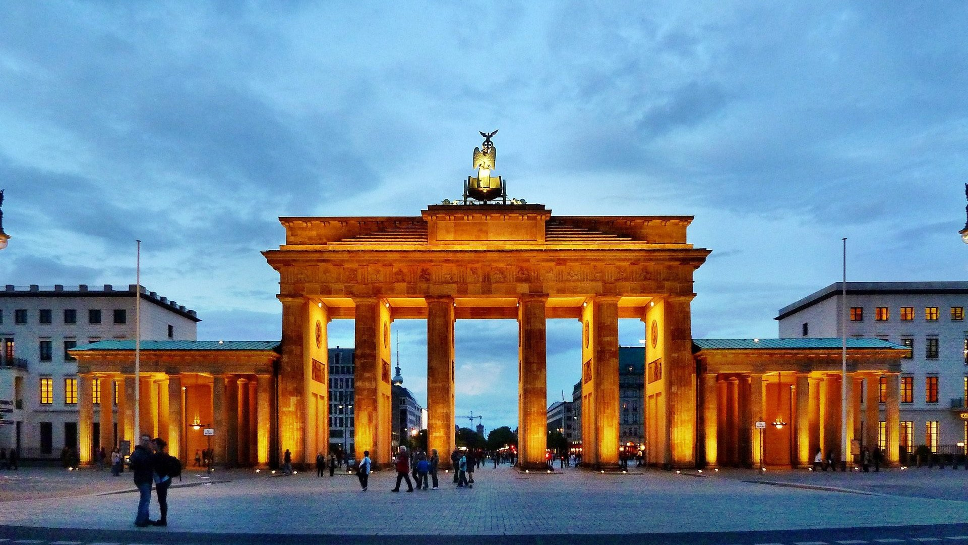 Brandenburg Gate Wallpaper