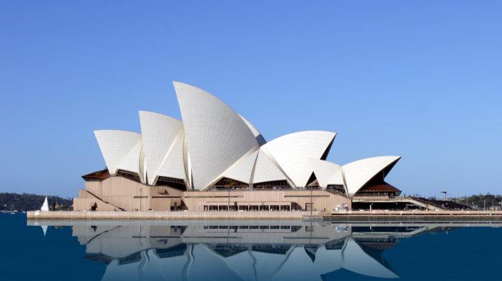 Sydney Opera House Architecture Photo