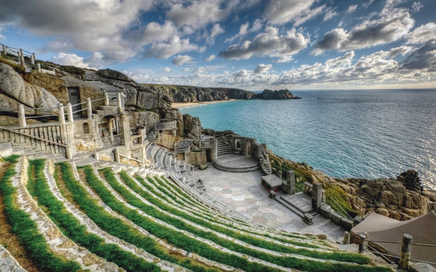 Minack Theatre Photography