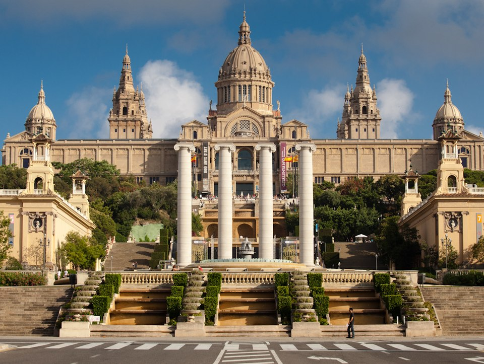 Montjuic Castle Pictures