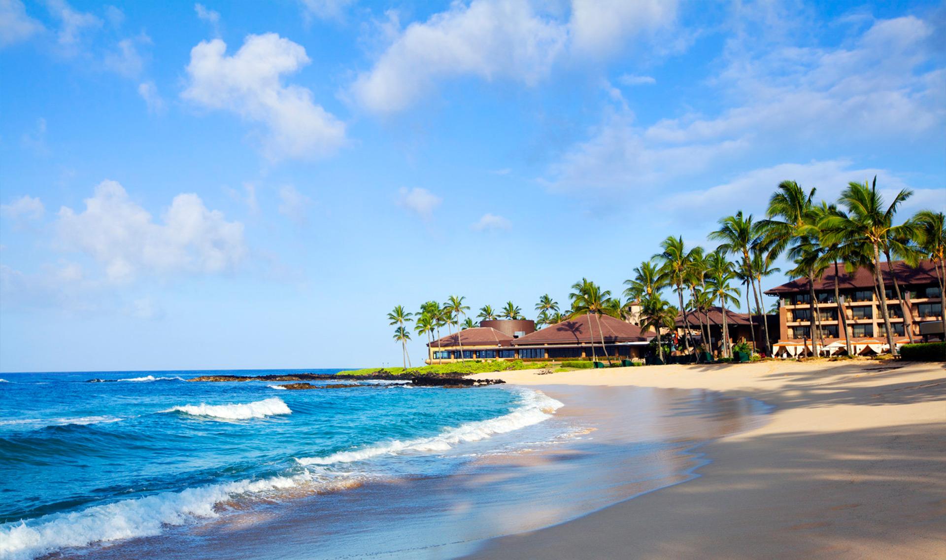 Kauai Beach Hawaii