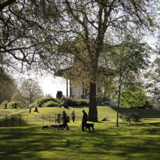 Battersea Park England Photo