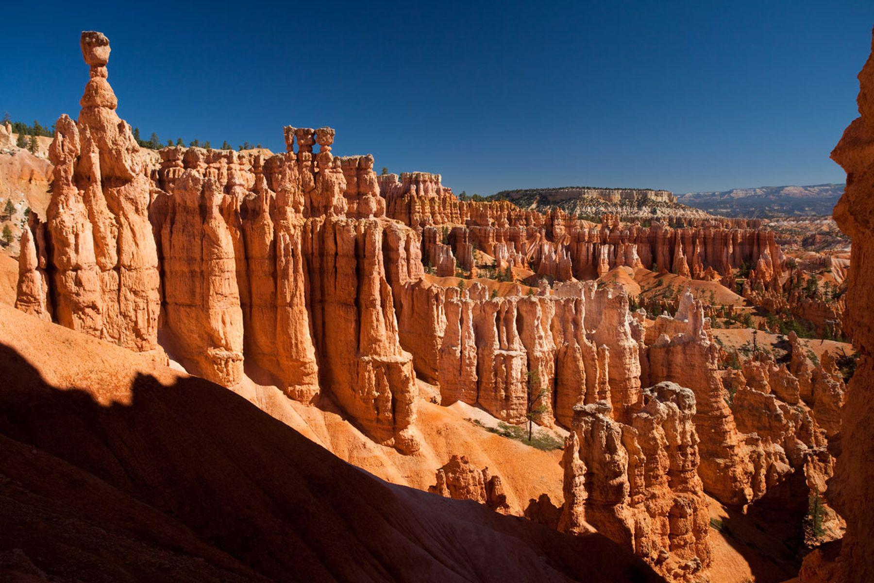 Bryce Canyon National Park, Southwest Utah, USA ...