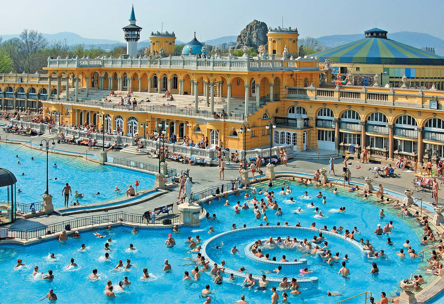 Budapest Baths and SPA