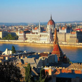 Budapest Hungary Panorama