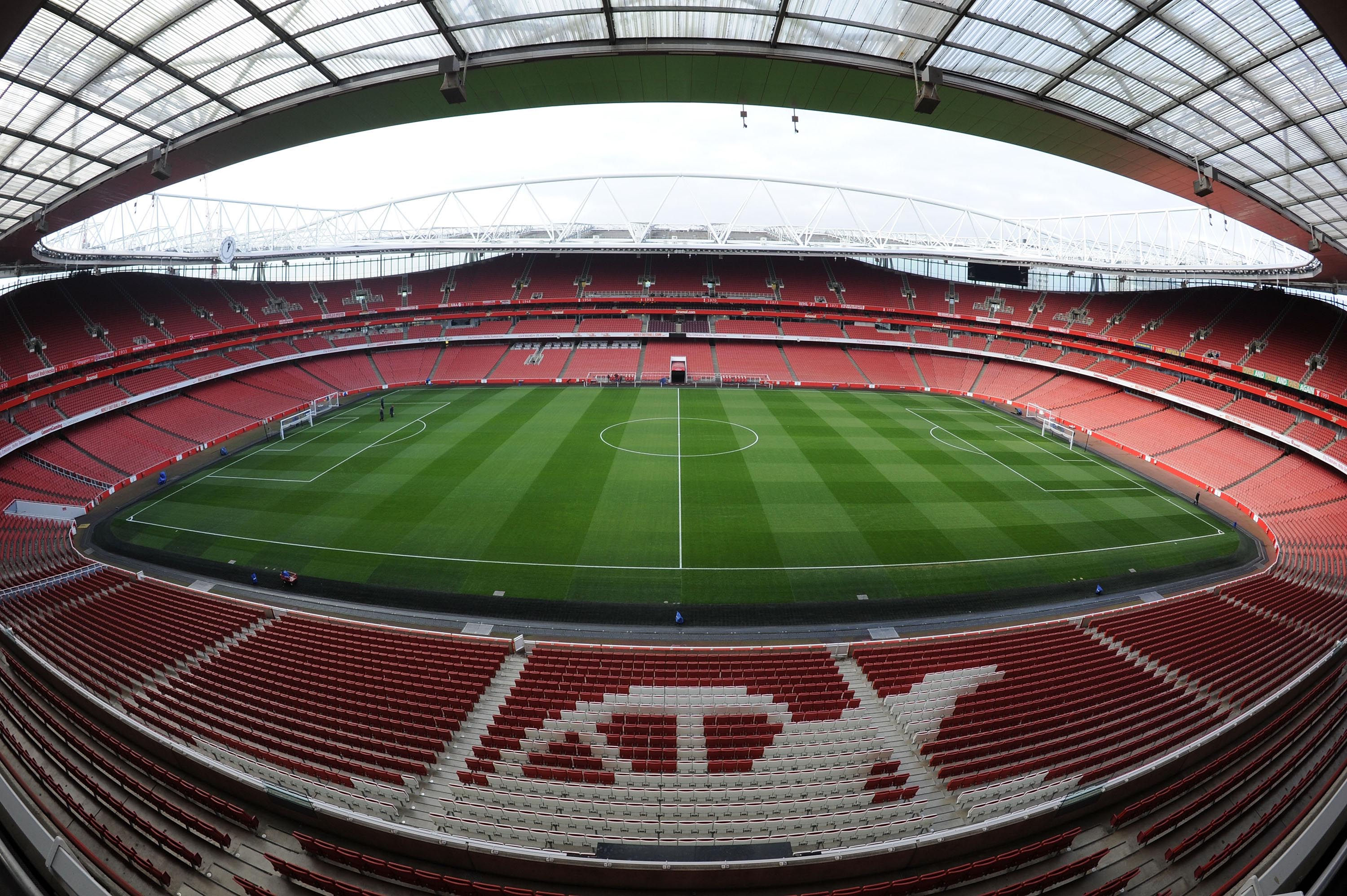 Emirates Stadium Arsenal Wallpaper