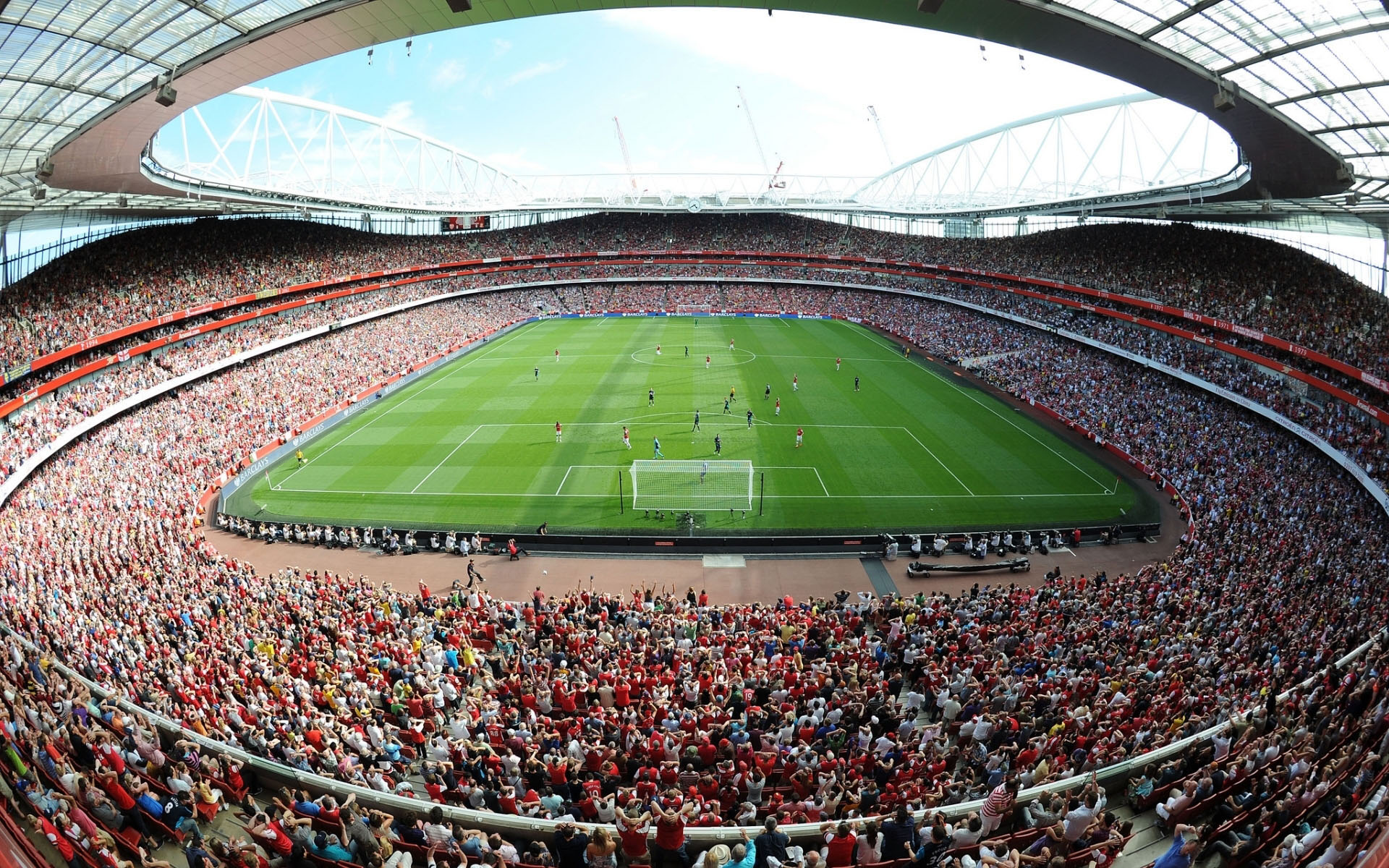 Visit The Emirates Stadium The Headquarters Of Arsenal Fc