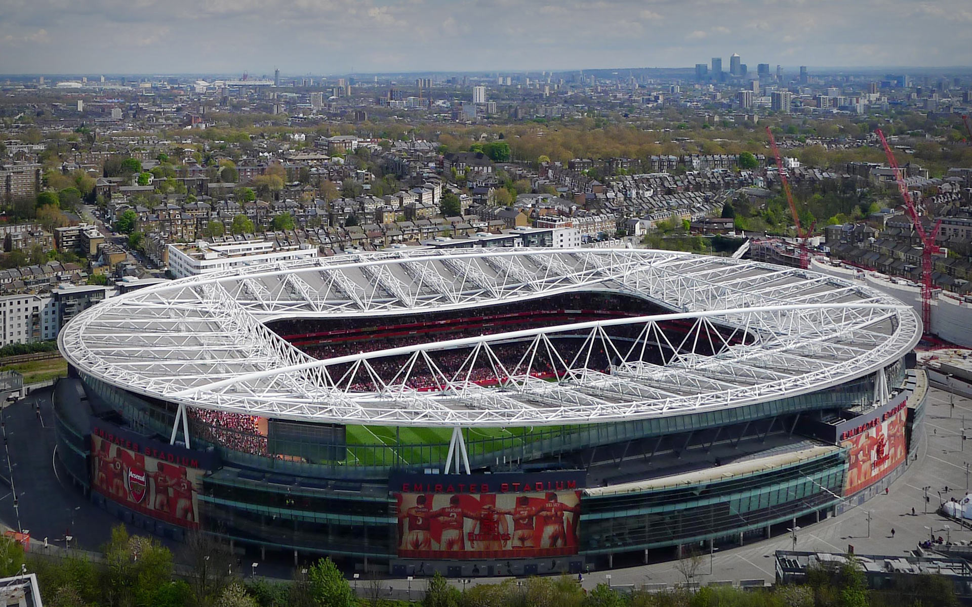 Image result for emirates stadium outside