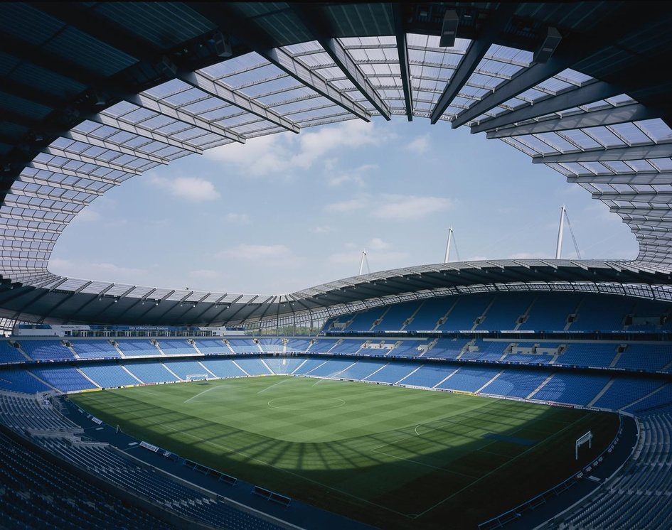 Etihad Stadium Inside Photo