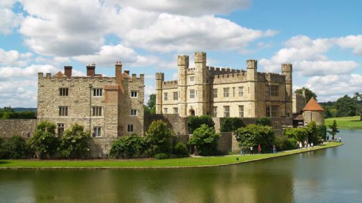 Leeds Castle UK