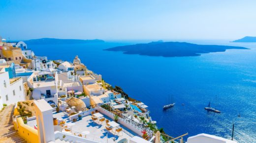 Santorini Beautiful Photo