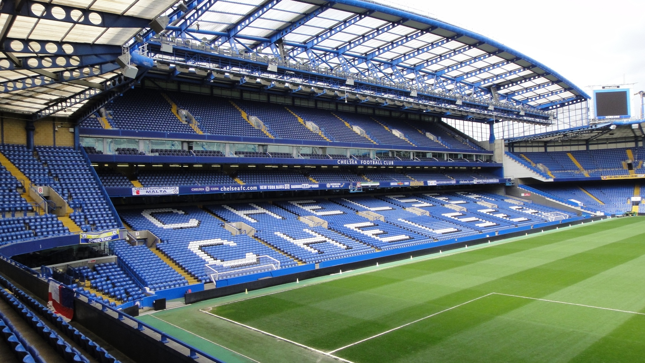 Stamford Bridge Chelsea Stadium