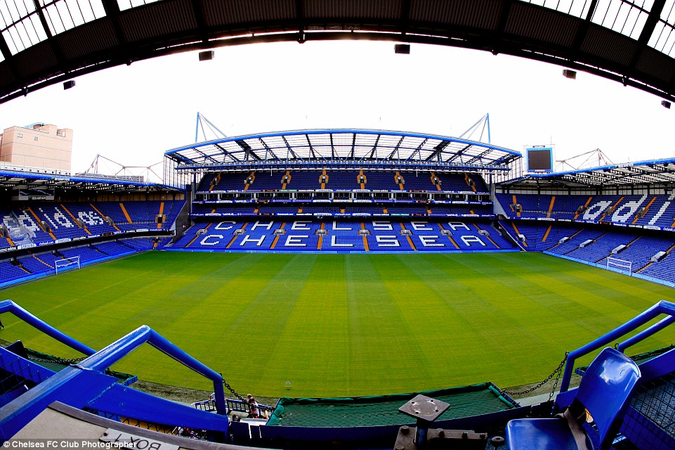 Stamford Bridge Stadium Photo