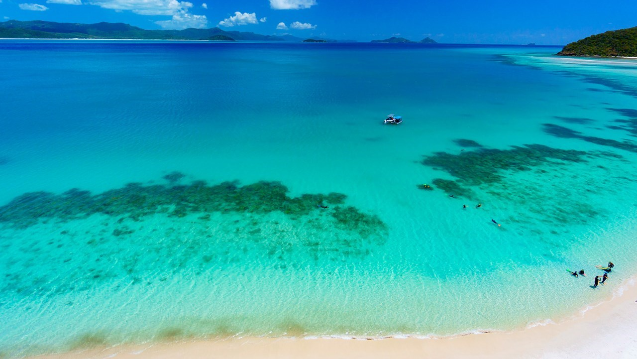 Whitehaven Beach Pictures
