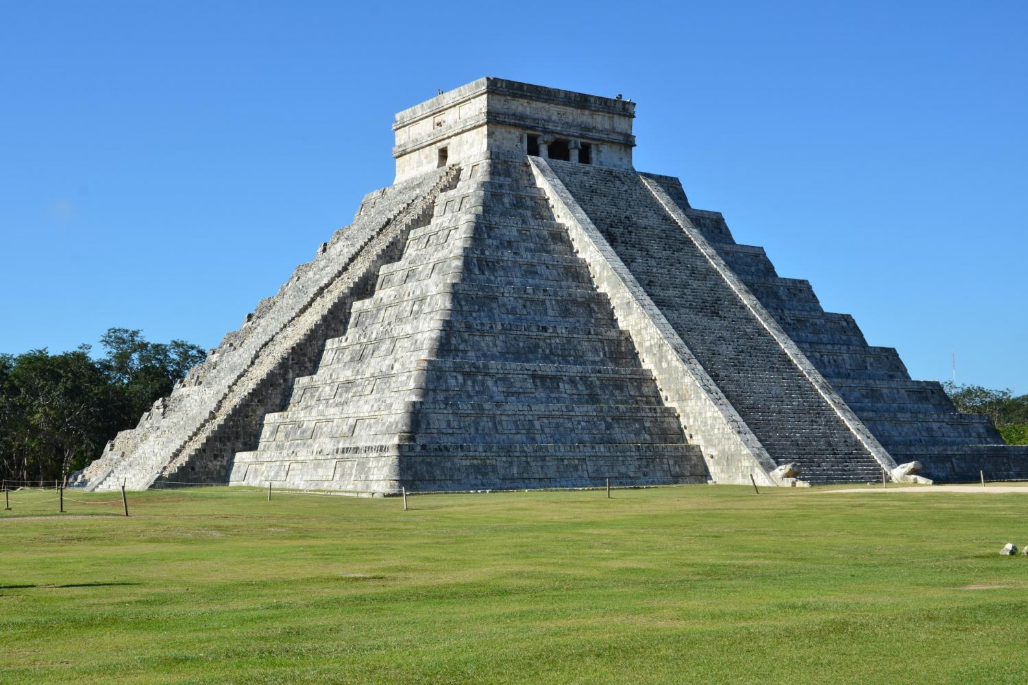 Chichen Itza Photo Mexico