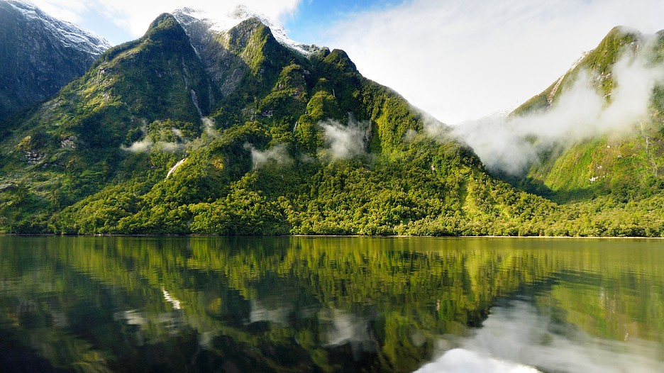 Fiordland National Park Beautiful Photo