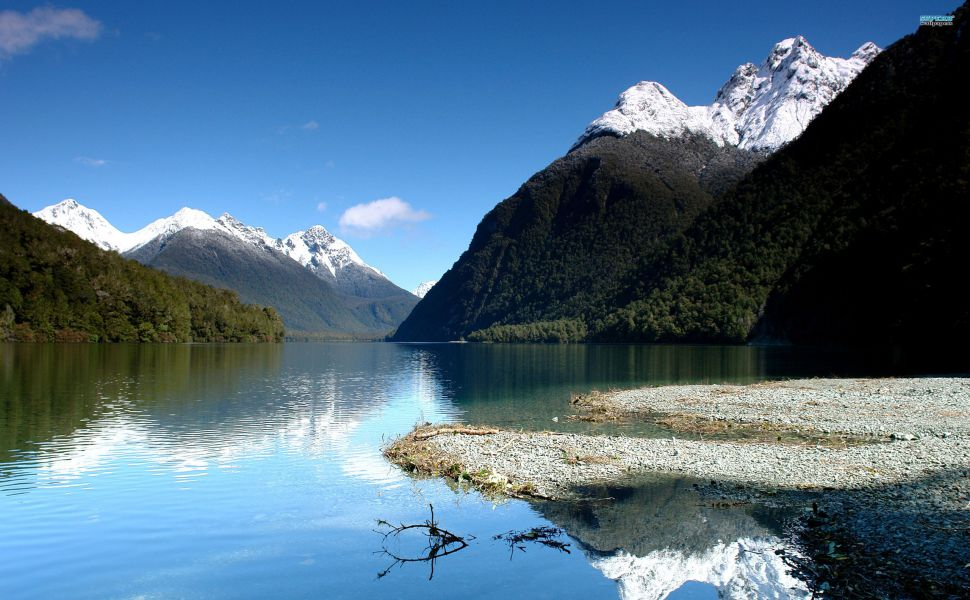 Fiordland National Park Nature Photo