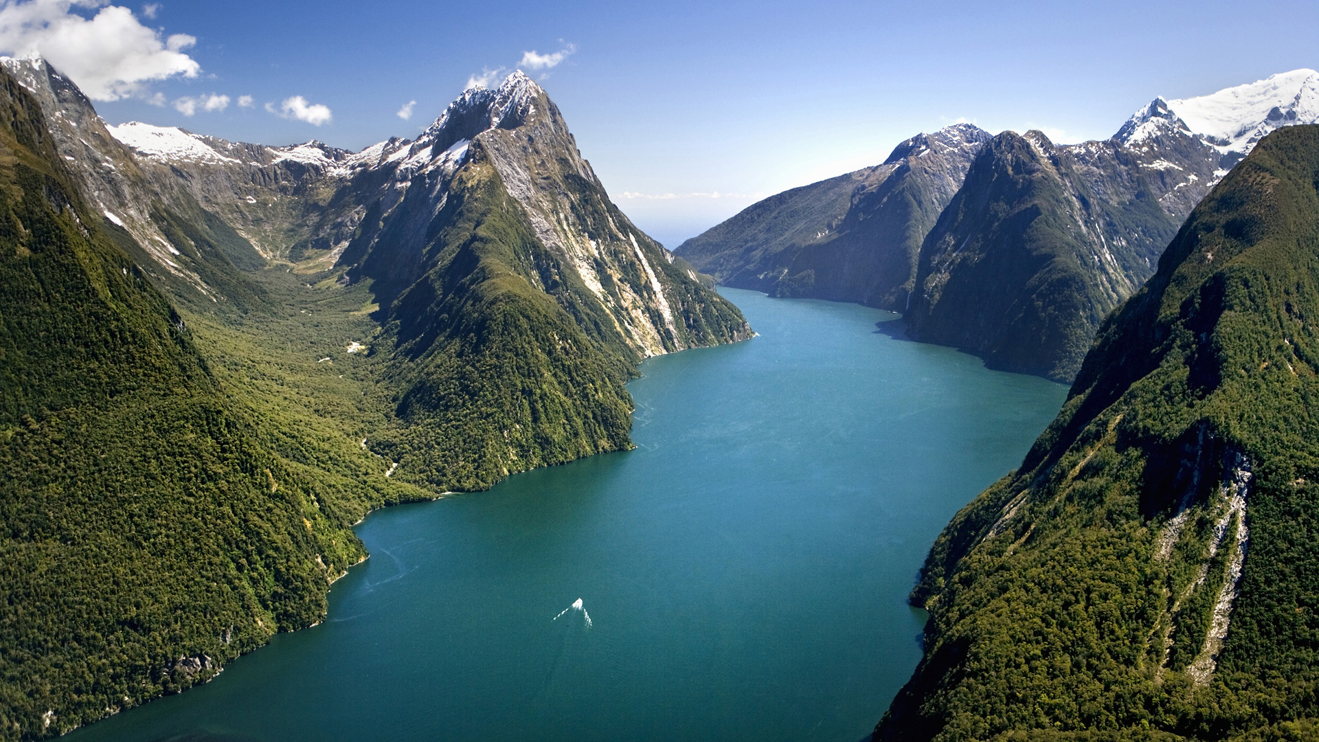 Fiordland National Park Photo