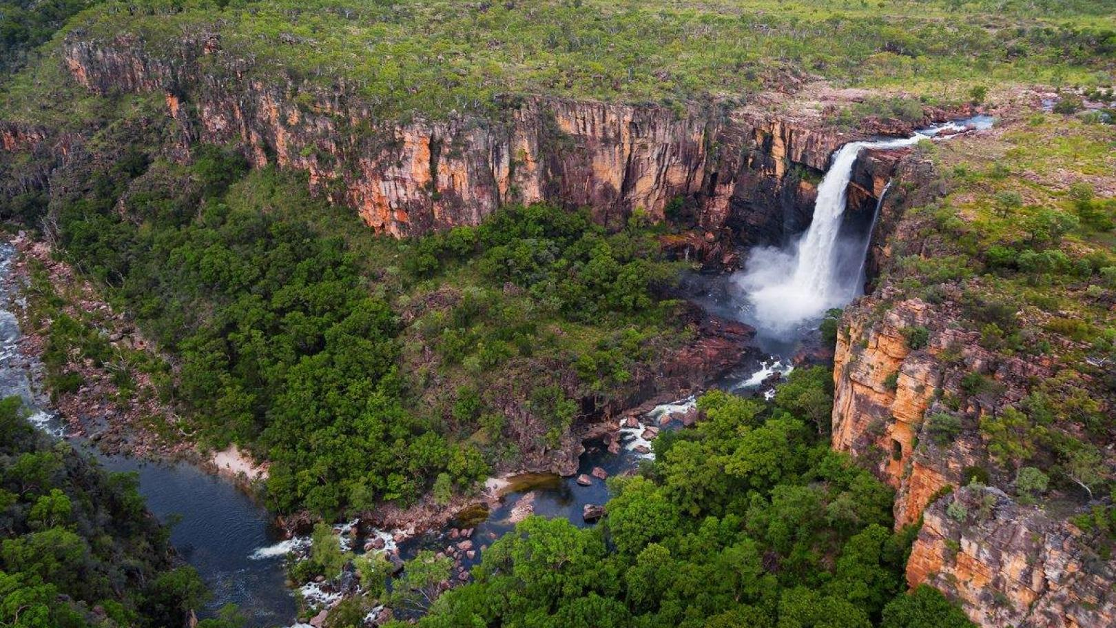 Kakadu National Park Australia View From Top